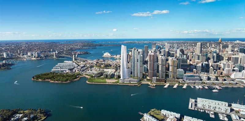 Barangaroo Sydney View