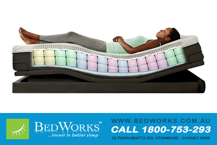 Reverie Mattress at BedWorks Sydney
