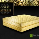 Magniflex Gold Mattress – The World's Most Exclusive Mattress