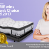 REVERIE wins Women's Choice Award 2017