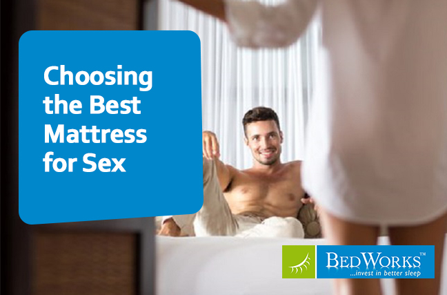 The Best Mattress for Sex