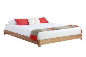 Rounded Corner Custom Timber Low Bed Base