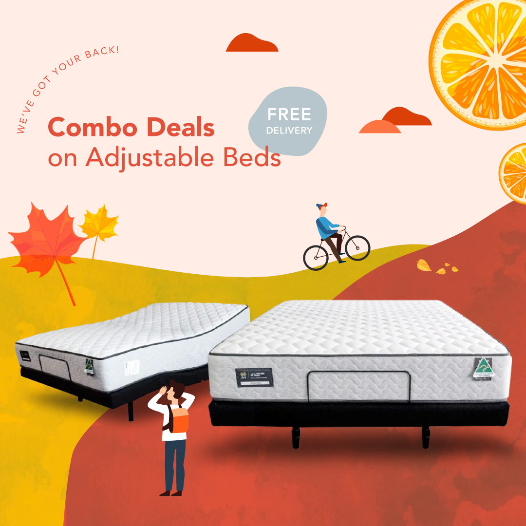 Adjustable Beds Free Delivery