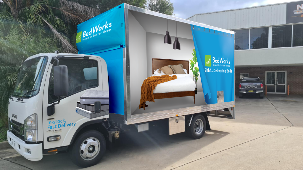 Bedworks's new truck design - Photo by George Koutalas